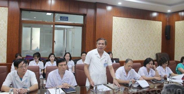 Giám sát kết quả thực hiện phương án tự chủ của Bệnh viện Hữu nghị Việt Tiệp