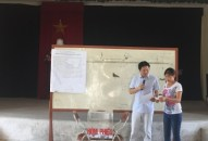 Xã Bắc Sơn (An Dương): 2 hộ cuối cùng đã nhận tiền bàn giao mặt bằng dự án giao thông đô thị