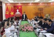 """Quận ủy Lê Chân kiểm điểm, đánh giá thực hiện triển khai """"Ngày thứ 7 cùng dân"""""""