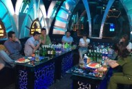 Phòng Cảnh sát Quản lý hành chính về TTXH – CATP & CAH An Lão: Phát hiện quán Karaoke Duy Hùng tấp nập khách