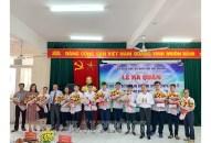 3 học sinh Trường THPT Chuyên Trần Phú tham dự đội tuyển thi Olympic khu vực và quốc tế