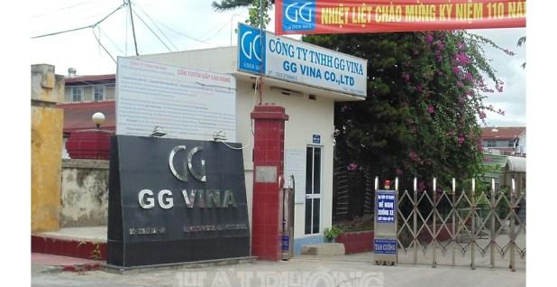 Tìm hướng tháo gỡ vướng mắc, bảo đảm quyền lợi công nhân Công ty TNHH GG Vina