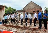Tuổi trẻ Hải Phòng triển khai đợt cao điểm chung tay xây dựng nông thôn mới