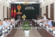 Tập đoàn Công nghiệp viễn thông quân đội Viettel đề xuất hợp tác triển khai các giải pháp CNTT và viễn thông trên địa bàn thành phố