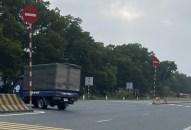 Công tác khắc phục các công trình đường bộ sau va chạm, tai nạn giao thông đường bộ còn chậm.