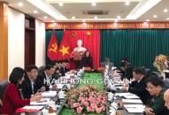 Quận Lê Chân: Phát triển kinh tế-xã hội gắn liền với bảo vệ môi trường, quản lý tài nguyên