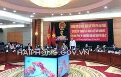 Thường trực HĐND thành phố tiếp xúc cử tri là thành viên Ủy ban MTTQ Việt Nam thành phố