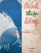 Canh thiep hong