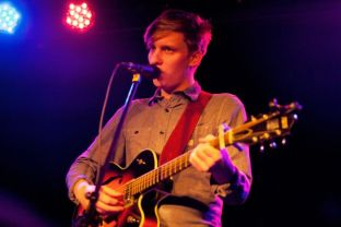 George Ezra. Photo by India Whiley-Morton