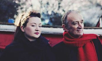 Martin Carthy & daughter Eliza Carthy
