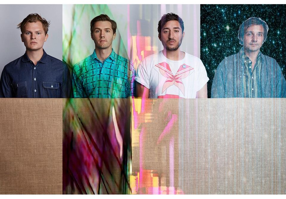 New Release & Tour: Grizzly Bear - Painted Ruins / Mourning Sound