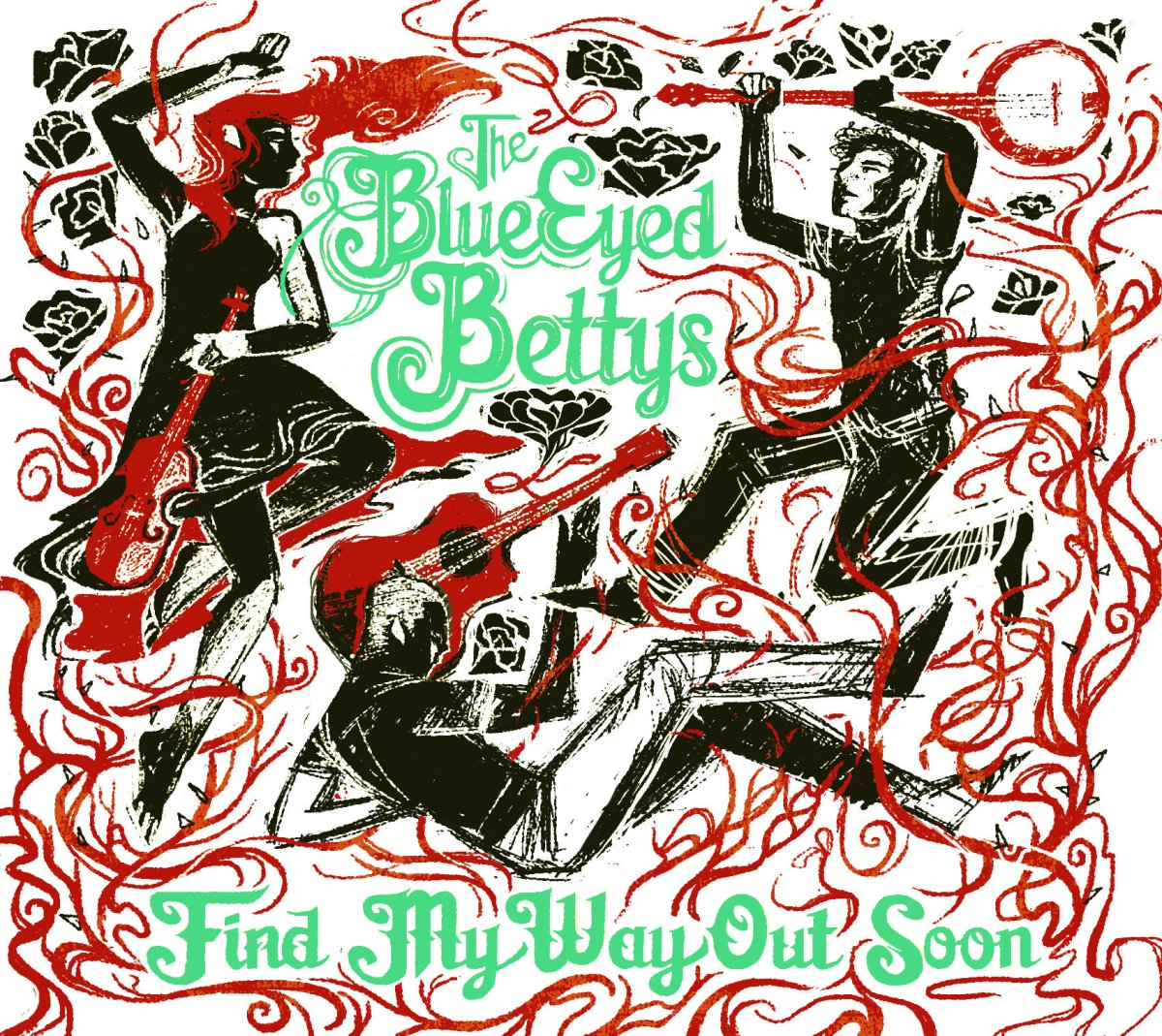 Album Review: The Blue Eyed Bettys - Find My Way Out Soon