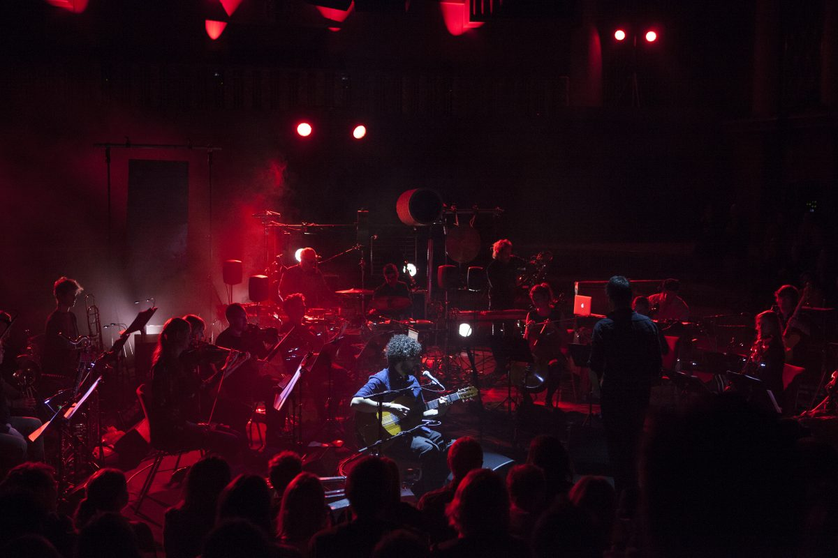 New Release: José González & The String Theory - Live In Europe