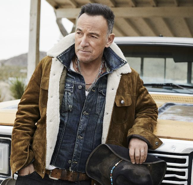 New Release: Bruce Springsteen - Western Stars