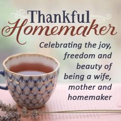 Thankful Homemaker