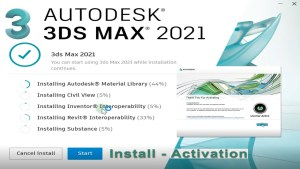 3ds max full crack 2021