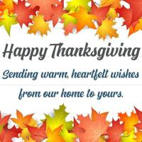 100+ Famous Happy Thanksgiving Wishes Images For Friends Family Clients | Funny Thanksgiving Wishes Wordings 2019 For Everyone