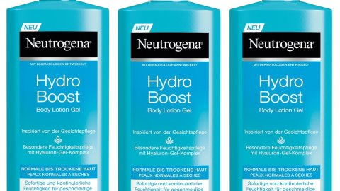 Hydro Boost Body Lotion