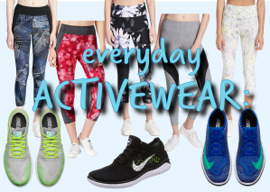Favorite Everyday Activewear for Moms
