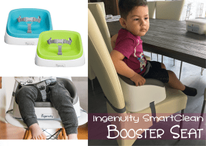 Ingenuity Toddler Booster Seat