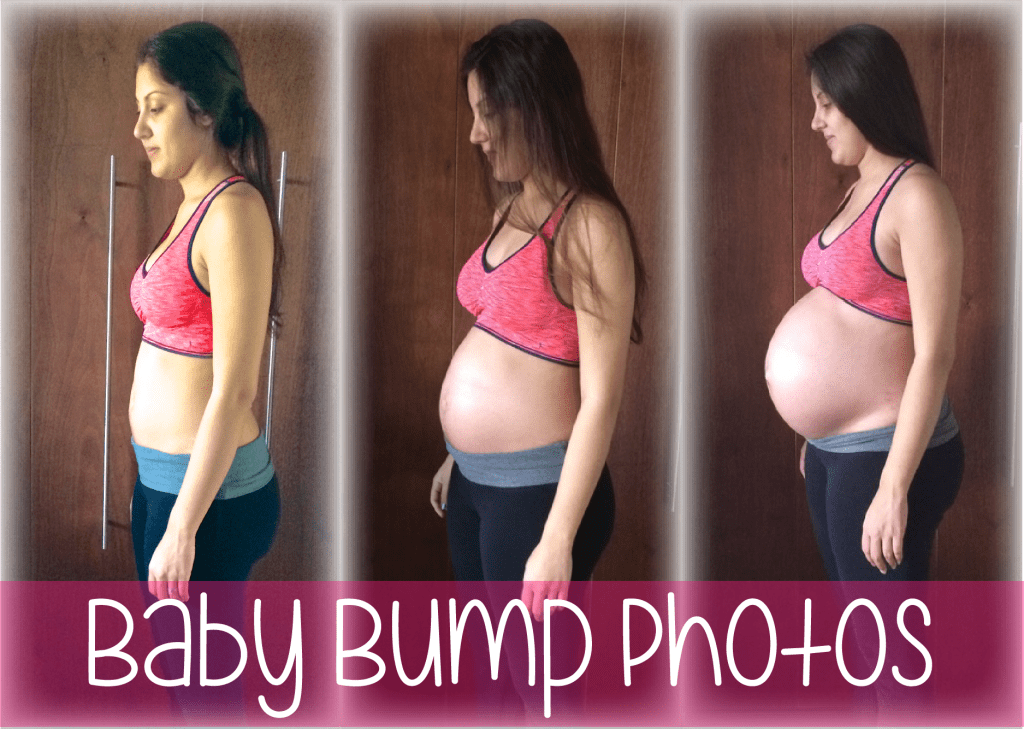 Baby Bump Photo Sequence — Thanks Mommy Blog