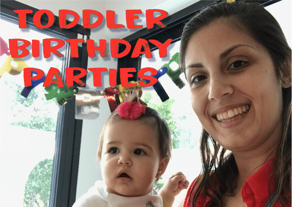 Toddler Birthday Parties — Thanks Mommy Blog