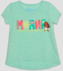 Target- Moana Toddler Shirt