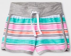 Toddler Girls' Shorts - Cat & Jack™ Heather Gray