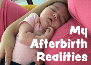 Experiences After Birthing Your Child