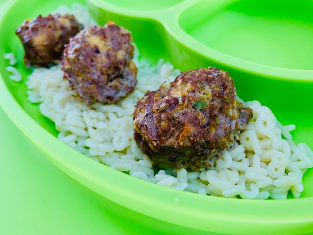 Kid-Approved Hidden Veggie Meatloaf or Meatballs Recipe