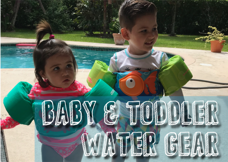 Baby & Toddler Water Gear