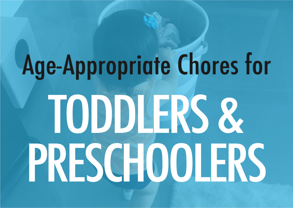 """Practical Toddler """"Chores"""" That Encourage Independence"""