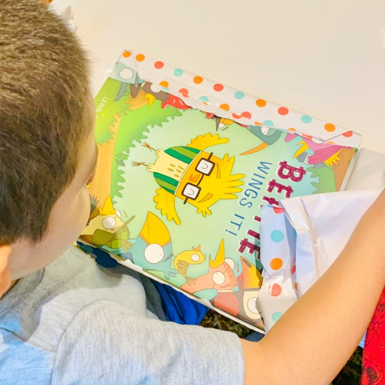 Bookroo Subscription: A Fun Book Club For Kids From The Comfort Of Home