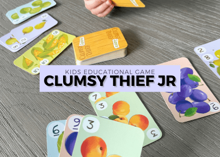 Fun New Way To Add To 10 With Clumsy Thief Junior Game