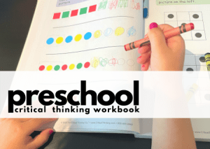 Read more about the article Preschool Workbook Review: Building Thinking Skills, Beginning 2