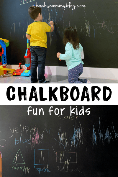Chalkboard Fun for Kids