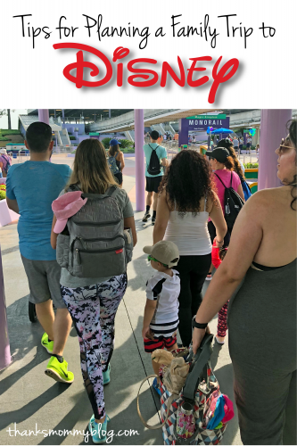 Tips for Planning a Family Trip to Disney