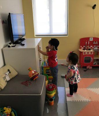 Toddler Screen/TV Time -- Thanks Mommy Blog