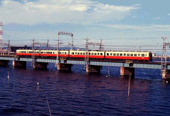 新淀川橋梁