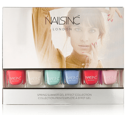 NAILS INC Spring Summer Mini Gel Effect Collection