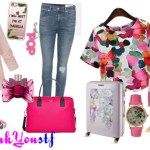 Womens casual Blouses With Jeans