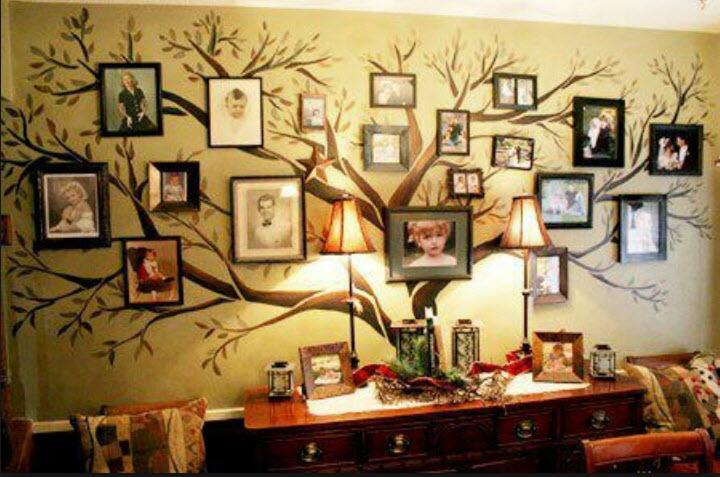 Ten Tips for Design a Family Tree