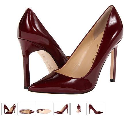 Pantofi stiletto grena Ivanka Trump Carra -culoarea vinului
