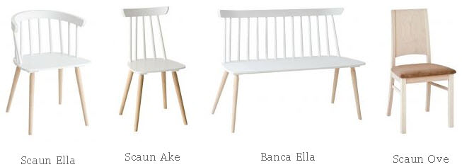 decor scandinav pentru mobilier de bucatarie
