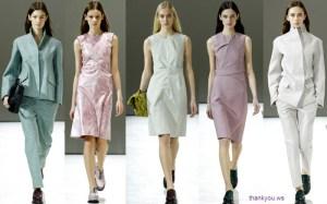Jil Sander moda minimalista