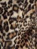 textura haina de blana scurta leopard