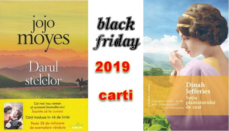 reduceri promotii oferte carti black friday 2019