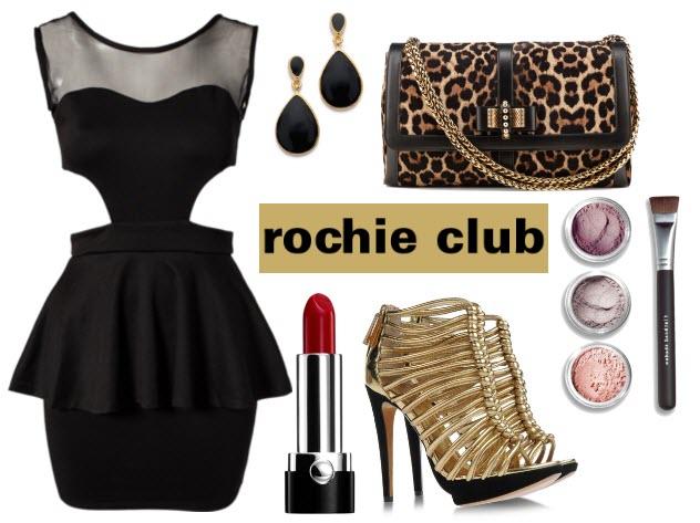 rochie club