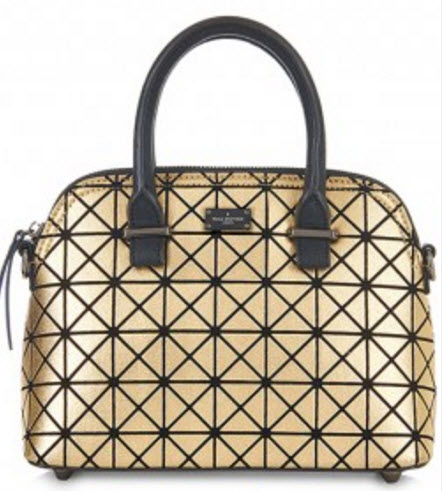 geanta Mini Maisy - Aztec - Geometric Gold