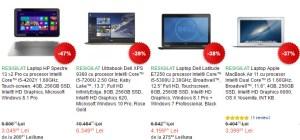 Laptopuri si accesorii resigilate iunie 2017